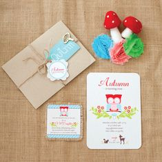 Charming & Girlie Woodland Owl Birthday Party Invitation by Anders Ruff… Owl Parties, Owl Birthday Parties, Farm Birthday, Birthday Ideas, Owl Invitations, Printable Birthday Invitations, Party Printables, Invitation Ideas, Woodland Party