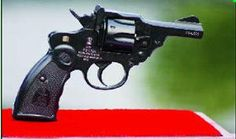 LUCKNOW: Giving more power to women to defend themselves and as a tribute to December 2012 ganrape victim Nirbhaya, the Indian Ordnance Factory, Kanpur, has manufactured Nirbheek, a .32 bore light weight revolver, India's first firearm designed for women.