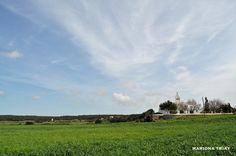 Sant Joan de Misa. Menorca #menorca #countryside #chapel #church #sky