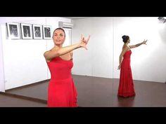 Curso: Aprende a Bailar Sevillanas con Pilar Astola: Introducción y 1º pasos. - YouTube
