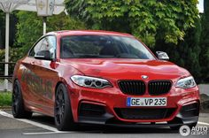 BMW M235i by Versus Performance - 408 hp - http://www.bmwblog.com/2014/06/05/bmw-m235i-versus-performance-408-hp/
