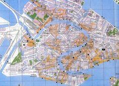 Big Map Of VeniceVeniceOnLinejpg Pixel Venice - Venice map printable