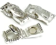 Fold Over Magnetic Clasps from Mobile-Boutique.com Etsy Store. They are available in single and double strand in many designs and colors. Gifts For Kids, Gifts For Her, Mobile Boutique, Beads Online, Bead Shop, Bracelet Clasps, Handmade Jewelry, Unique Jewelry, Beach Jewelry