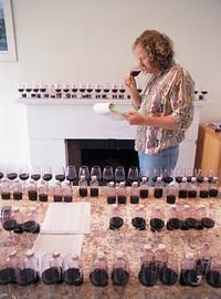 D'Arenberg winery McLaren Vale - principal and winemaker Chester Osborn