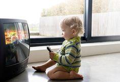 Bebeklerin Televizyon İzlemesindeki Sakıncalar