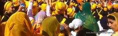 An unexpected cultural education: Vaisakhi Southall