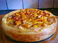 Vandaag heb ik Geroosterde Pompoentaart met gekarameliseerde ui en gorgonzola gemaakt en er zijn nog twee porties te bestellen! Stuur me een bericht of reageer hieronder indien je ook van deze heerlijke (biologisch en met Superfood) taart wilt smullen