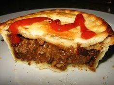 Cucina australiana: le tortine di carne (meat pies)