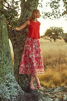 Strawberry Hill Skirt 2015