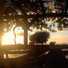 Autumn light on beautiful Costa de la Luz