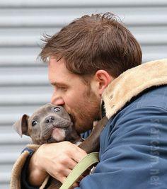 1. Tom Hardy Animal Rescue