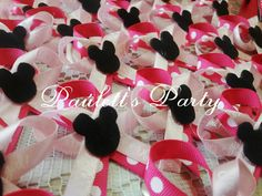 Baby shower minnie mouse