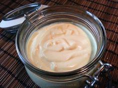 Vegane Mayonnaise selber machen - Mit Mandelmus im OmniBlend