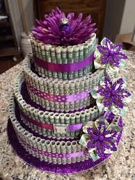 MONEY CAKE Birthday cake for my daughter. A antique ring her fafter gave me for the topper what to get for birthday ideas 25th Birthday Cakes, Birthday Cakes For Teens, Birthday Gifts For Her, 21st Birthday, Birthday Presents, Birthday Parties, 16th Birthday Ideas For Girls, Daughter Birthday, 30th Party