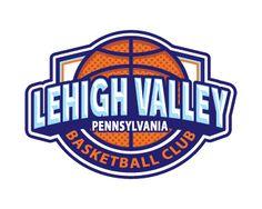 Lehigh Valley Basketball Club at https://www.logoarena.com - logo by DBanks