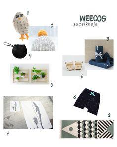Weecos sustainable marketplace favourites -mOderneko