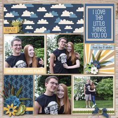I+love+the+little+things+you+do - Scrapbook.com