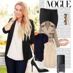 Lauren Conrad Style. I love this. So classic, structured, and chic.