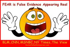 With 24/7 coverage of fear and panic, the news media has controled the message and the people.