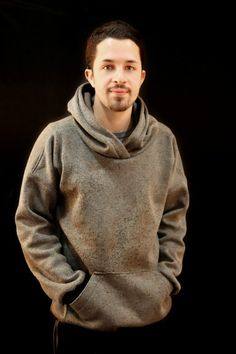 Hubert hooded sweatshirt is a PDF sewing pattern mens Size 2XS-2XL. Sizes 2XS and XS are suited for boys sizes 12Y and up. The pattern is a PDF ready for instant download and print at home. Step by step instructions and fullys illustrated.