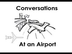 Here you have list of useful expressions to use at an airport. Travel English, English Fun, Learn English, English Language, English Grammar, Easy English Conversation, Short Conversation, Ielts, Idioms