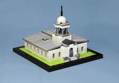 LEGO Styazhkin museum