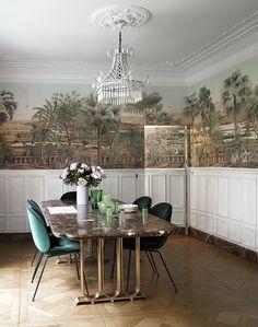 Une maison parisienn