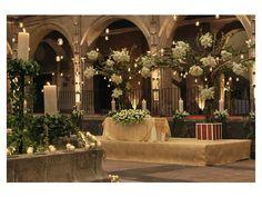 decoración bodas otoño e invierno
