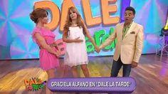 """Dale la tarde recibió la visita de Graciela Alfano,""""Por fin en casa"""", fueron las palabras de ella apenas ingresó al estudio en un mar de lágrimas. Los conductores la contuvieron y le dieron su apoyo: """"Sos una estrella y la televisión te extrañaba"""", dijo Mariano Iúdica."""