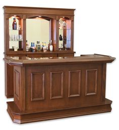 Cambridge Home Bar
