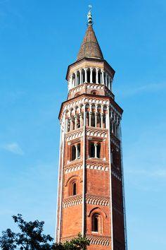The Bell Tower - Milano Lombardia Italy