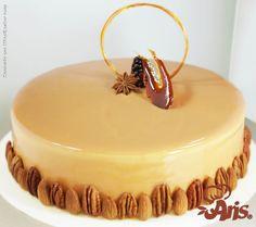 Con MIITOP® puedes aplicar y decorar con mayor facilidad ya que su práctico empaque en manga te permite realizar una aplicación muy fácil, sin grumos, super lisa y ligera, dándole a tu pastel una presentación muy apetitosa en su gama de sabores: Cajeta quemada, Capuchino, Chocolate, Chocolate blanco, Dulce de leche, Fresas con crema, Rompope, Moka, Nuez, Vainilla y tres leches :) #bakery #pastry #pastel #cake #nuez #walnut #aris