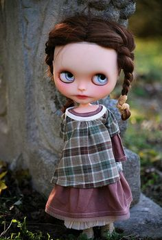 Natural Girl | von Atomic Blythe