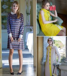 1960s Vintage: 11 New Women's Sewing Patterns