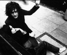 Syd Barrett and Iggy Rose.