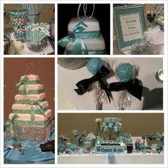 Tiffany's Wedding Theme