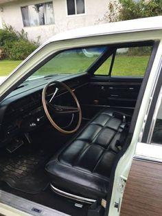 1969 Mercury Marquis station wagon