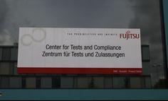 Unsere erste Station ist das Zentrum für Tests und Zulassungen, ...