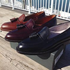 Black, Burgundy, or Brown?  #AldenArmy #TheShoeMart #