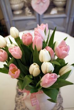 tulips make me smile