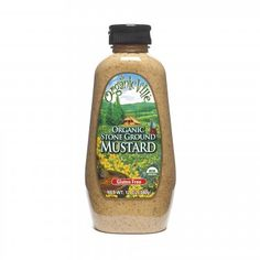 ORGANICVILLE STONE GROUND MUSTARD www.theteelieblog.com Organicville Mustards add delicious flavors to all your favorite foods. Flavors you can really taste because we use superior ingredients. And naturally, Organicville Mustards are certified organic, vegan and gluten-free, contain no added sugar and taste great too! Enjoy! #thrivemarket