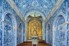 IGREJA SÃO LOURENÇO, ALMANCIL - The Church of São Lourenço (St. Lawrence) in…