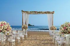 Casar na praia,quem nunca sonhou?!