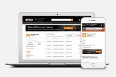 Sign up for a Home Depot Business Account where you can easily track and manage your purchases. Opt in to ProXtra and get rewarded on all qualifying purchases in-store or online. As a Pro Xtra Member apply to Pro Referral to become a Local Pro where you can earn leads for home improvement projects.