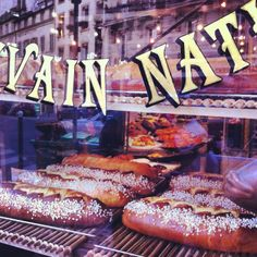 Anthony Bourdain recommended bakery