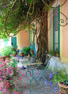 Hotel Baudy, Giverny, France