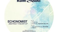 Artist: Echonomist Title: Abstract Theory EP Label: KUMQUAT Records Remixer: Exercise One Cat.