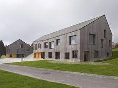 Boegli Kramp Architekten AG · La Branche Home for the Disabled