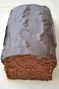 Murzynek P. Od Kristi C - Wyszedl cudownie! Sweets Recipes, Baking Recipes, Cookie Desserts, Cookie Recipes, Chocolate Loaf Cake, Hazelnut Cake, Food Combining, Polish Recipes, Sweet Cakes