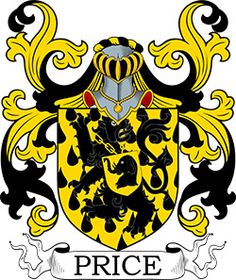 Price Coat of Arms